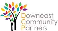 [logo] Downeast Community Partners
